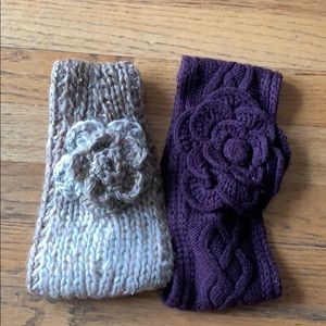 Accessories - Two Stylish Winter Head Bands